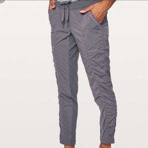 Lululemon Street to Studio Pants Soot 4